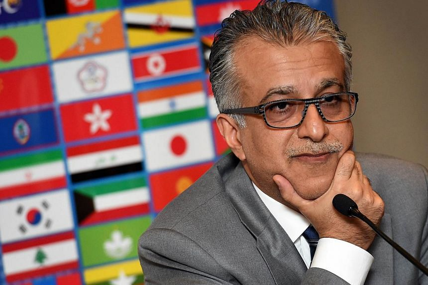 Asian Football Confederation (AFC) president Salman Bin Ibrahim Al-Khalifa, in an interview with United Arab Emirates newspaper Al-Ittihad, said there was a desire by Gulf Arab federations to review Australia's membership. -- PHOTO: AFP