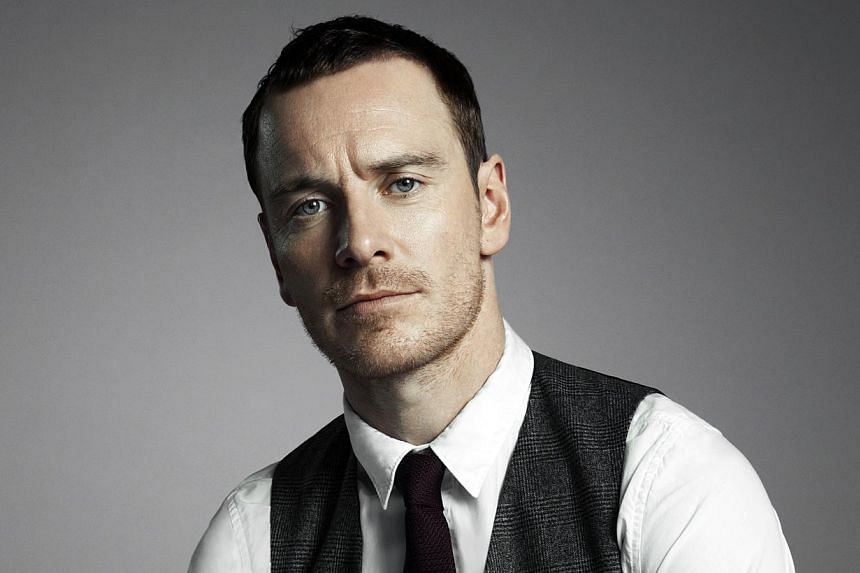 Filming got under way in San Francisco on a new biopic about Apple co-founder Steve Jobs, with Hollywood's Michael Fassbender (above) playing the role of the mercurial computer pioneer. -- PHOTO: TWENTIETH CENTURY FOX