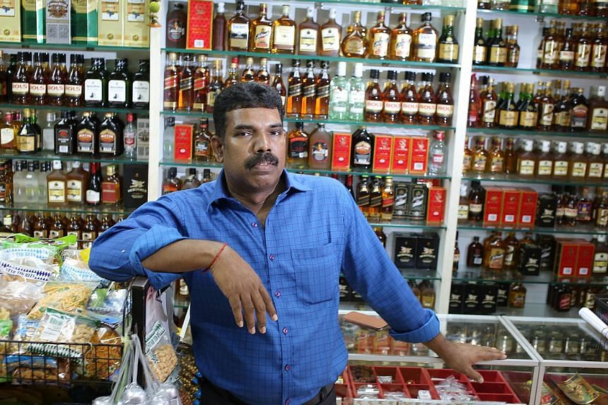Mr P.N. Rajan, owner of Home of Spices in Kerbau Road, said he incurred losses over the weekend of Dec 14 and 15, 2013, following an alcohol ban. Businesses here need the Government's help to tackle challenges that may surface with the new liquo
