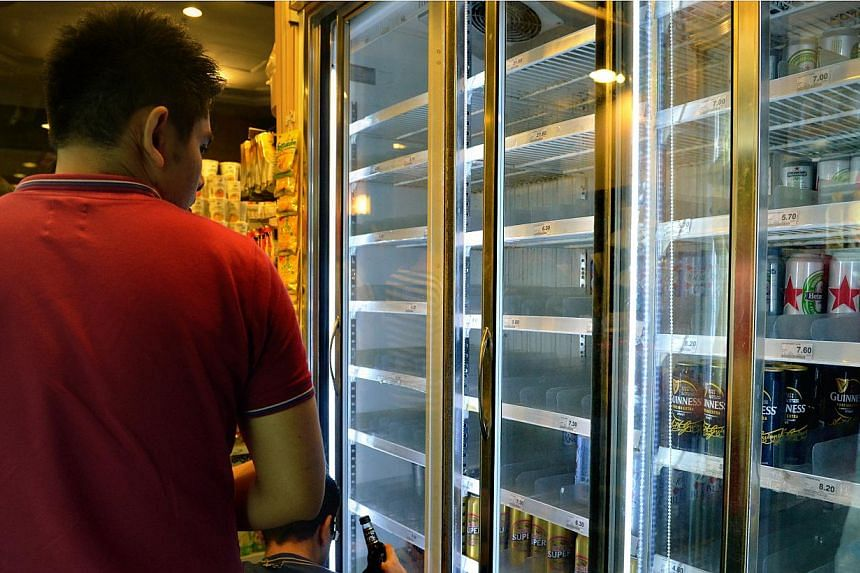 The Workers' Party supported the Liquor Control (Supply and Consumption) Bill, said its chairman Sylvia Lim (Aljunied GRC), but she called for more flexibility as well. -- ST PHOTO: KUA CHEE SIONG