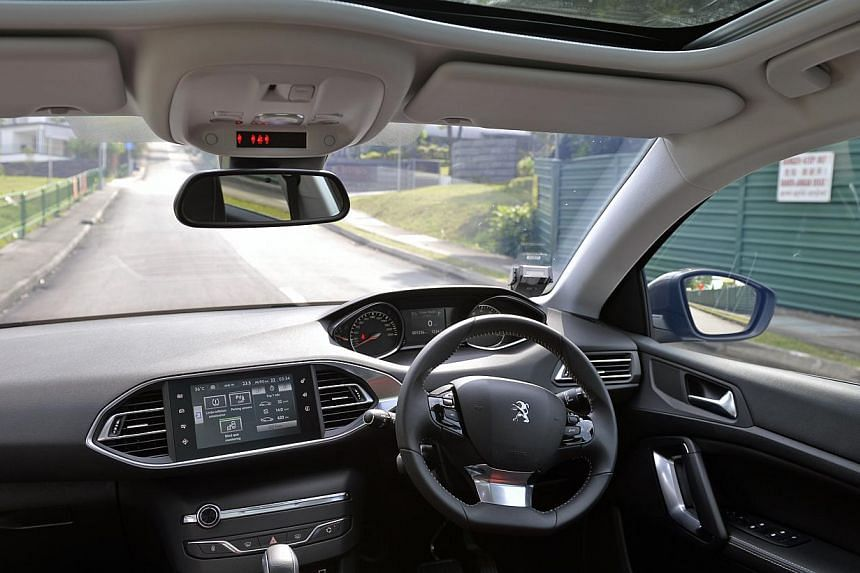 The Peugeot 308 Allure is a lively hatch that is refined and boasts premium features.