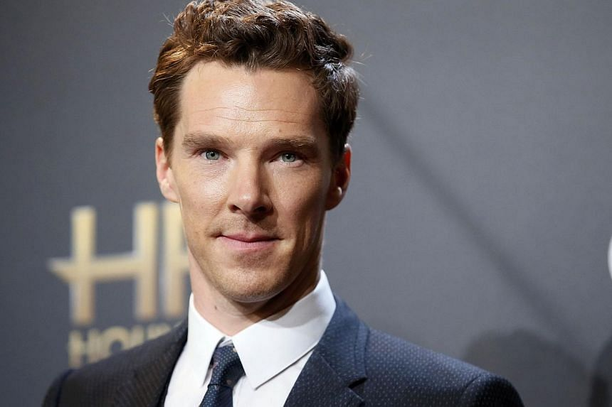 Star of The Imitation Game Benedict Cumberbatch (above) was among some 75,000 people to sign a petition Saturday urging a pardon for all gay men convicted of indecency in Britain under historic laws. -- PHOTO: REUTERS