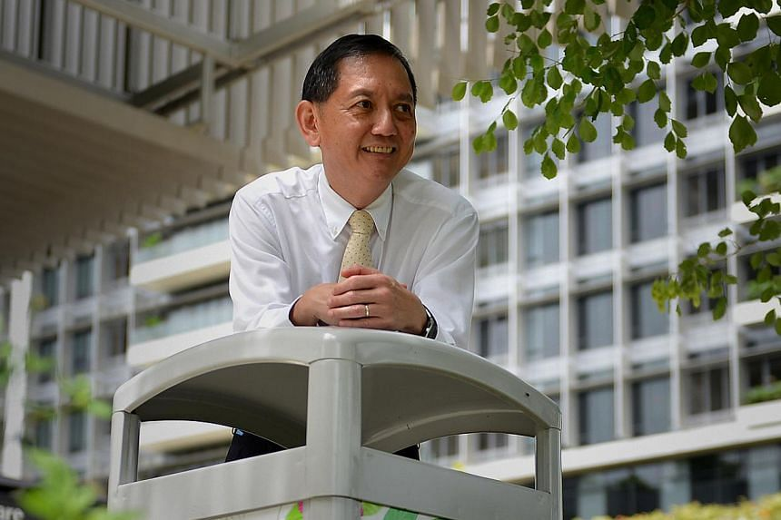 Public Hygiene Council chairman Liak Teng Lit feels people should speak up when they see others littering.