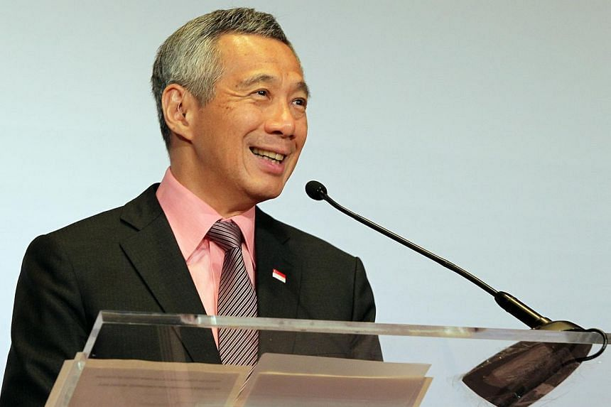 Prime Minister Lee Hsien Loong will make official visits to Germany and Spain this week to reaffirm ties with the two European nations and discuss ways to strengthen bilateral cooperation. -- PHOTO: ST FILE