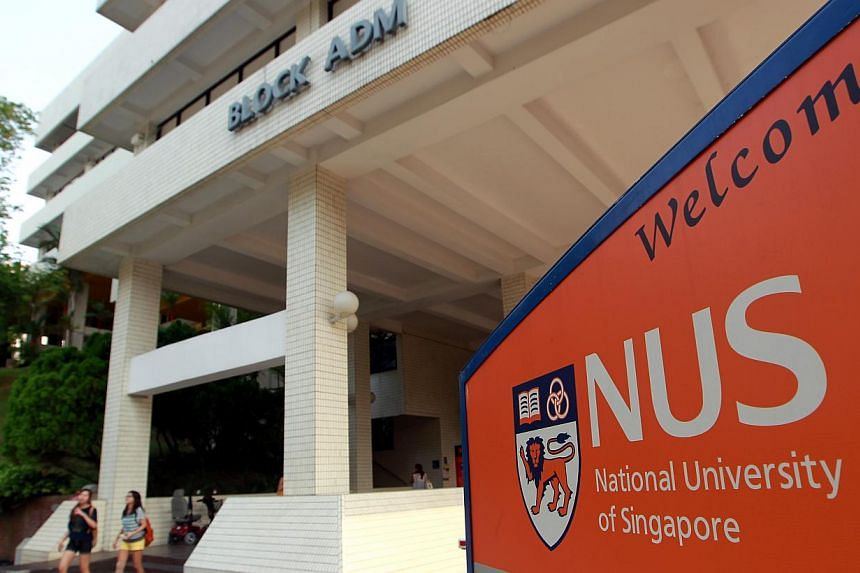Young Singaporeans who want to pursue an academic career in the Republic's universities can apply for a new scholarship for their undergraduate studies. -- PHOTO: ST FILE