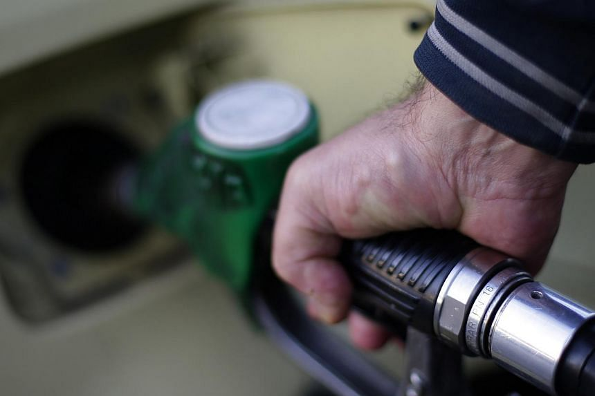 Oil is rising amid speculation that a prolonged strike will curb fuel supply in the world's biggest consumer. -- PHOTO: REUTERS