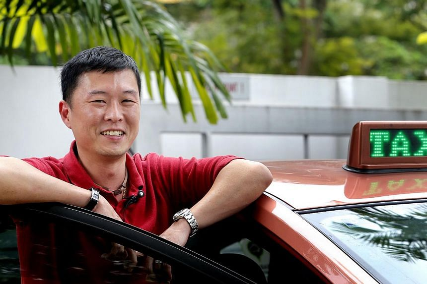 Last September, cabby Derrick Phua drove a passenger, who refused to pay, to a police station. He has yet to get his fare.