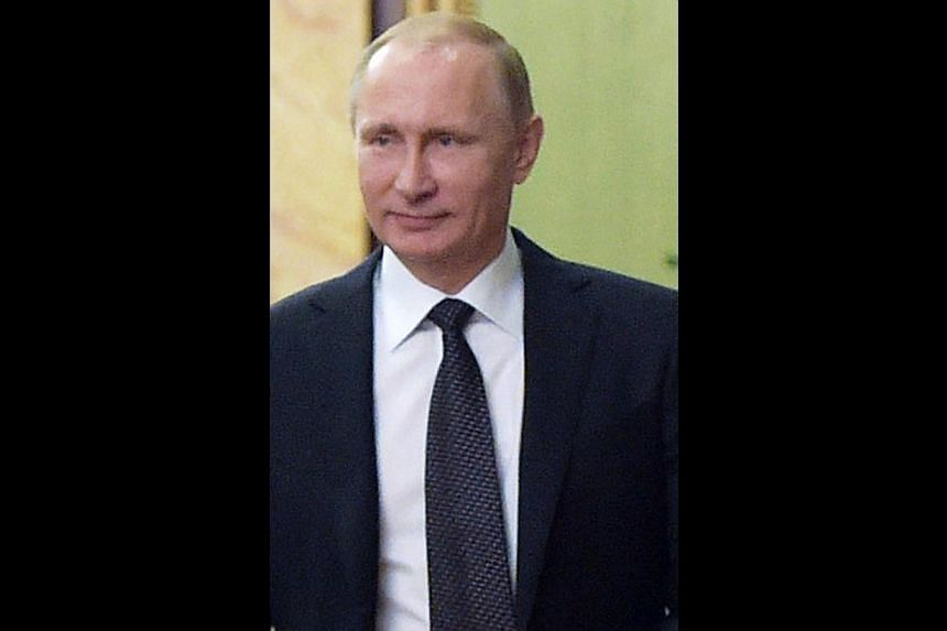 Russia, under Mr Vladimir Putin, has cultivated the political extremes in the EU. If EU unity breaks down, sanctions against Russia will also dissolve.