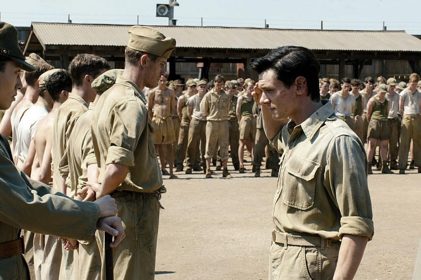Still image from Unbroken starring Jack O'Connell, Domhnall Gleeson and Takamasa Ishihara. -- PHOTO: UIP