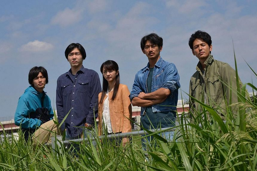 All About My Siblings.-- PHOTO: FUJI TV