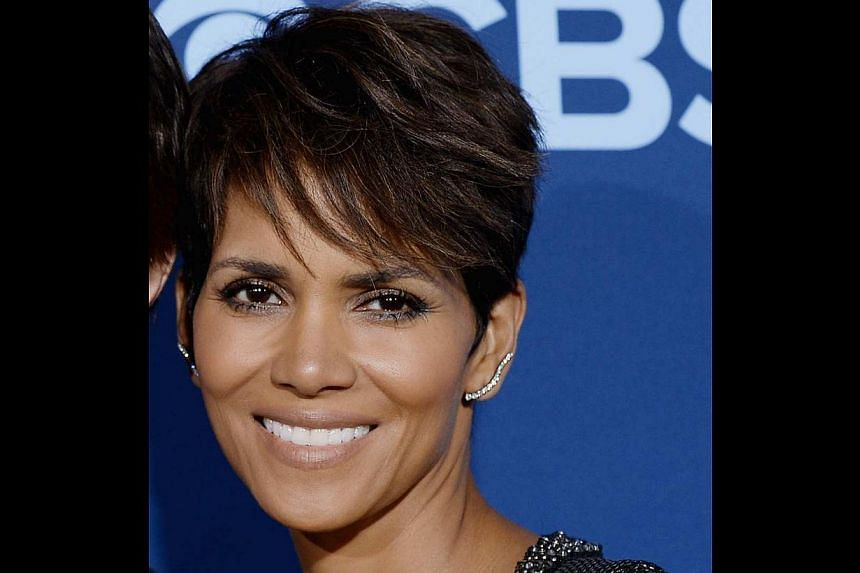 Best Actress Oscar winner Halle Berry is one of the actresses who saw their marriages break up after winning the statuette. -- PHOTO: REUTERS