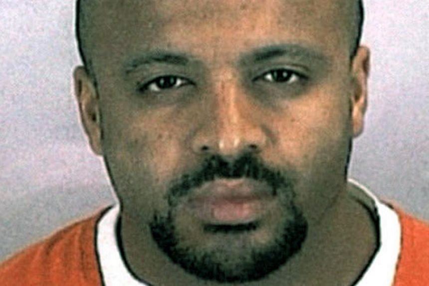 The only Al-Qaeda plotter convicted over the 9/11 attacks, Zacarias Moussaoui (above), has told American lawyers that members of the Saudi royal family donated millions to the terror group in the 1990s. -- PHOTO: REUTERS