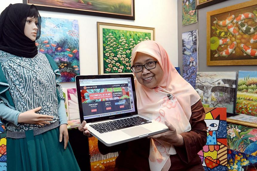 Ms Khamaliah Salleh, owner of 3G Karma, tapped on the Innovation and Capability Voucher when she decided to go into the online business. The scheme was one of the initiatives rolled out by SPRING Singapore last year to help businesses innovate and gr