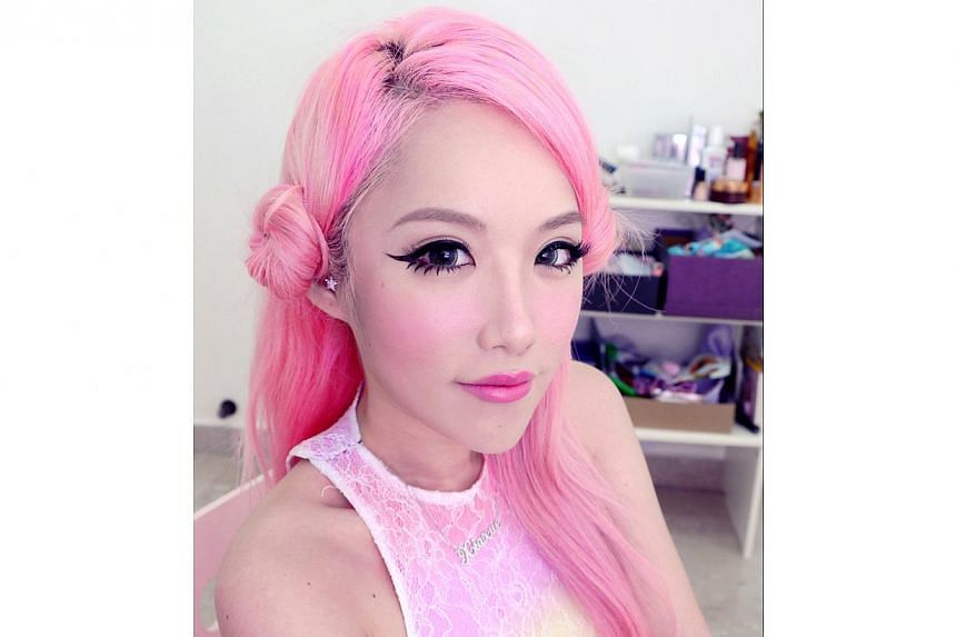 Popular local blogger Wendy Cheng, better known by her online moniker Xiaxue, has applied for protection from satirical Facebook page SMRT Ltd (Feedback) under the Protection from Harassment Act. -- PHOTO: WENDY CHENG