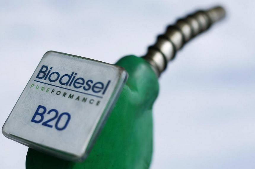 The Indonesian government's proposal to ramp up biodiesel subsidies overcame its final parliamentary hurdle on Friday, an Energy Ministry official said, noting that the subsidy increase could take effect next month. -- PHOTO: REUTERS