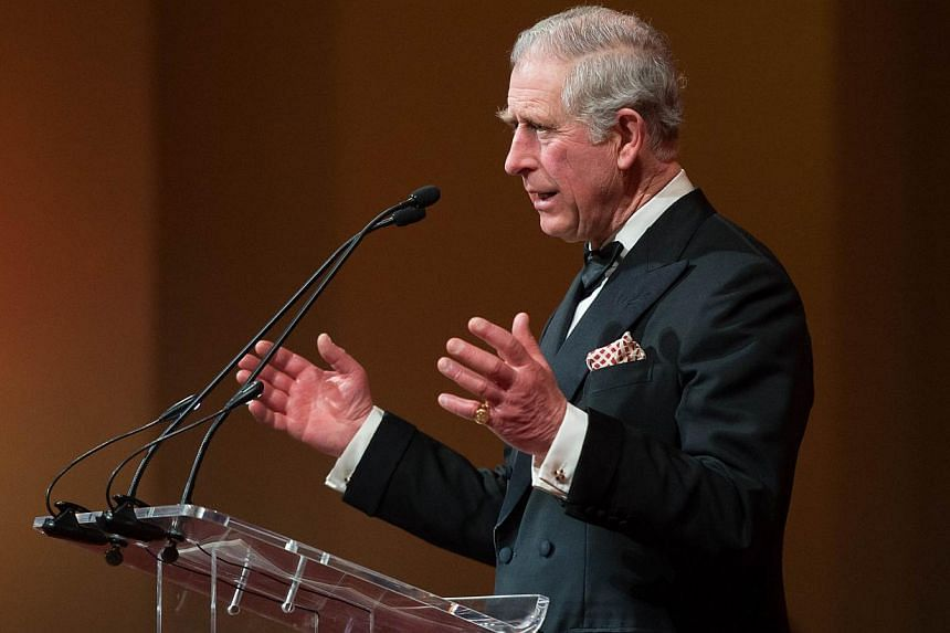 """In a BBC radio interview, Prince Charles said radicalisation was """"one of the greatest worries"""" and the issue could not be simply """"swept under the carpet"""". -- PHOTO: AFP"""