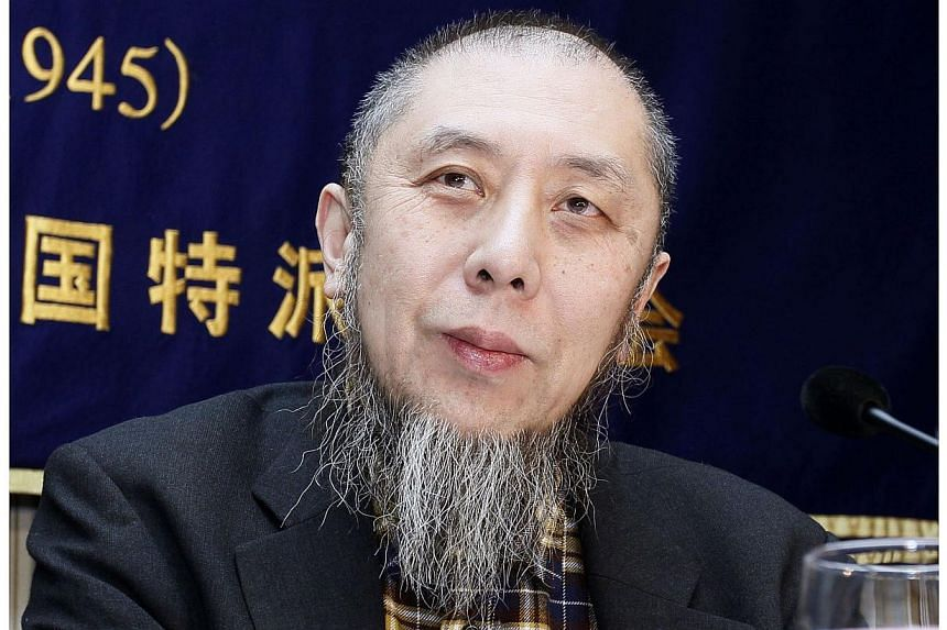 Japan's government opened a communication channel with the Islamic State in Iraq and Syria (ISIS), through Tokyo-based Islamic scholar Hassan Ko Nakata (above), during the decisive stages of its recent hostage crisis but was unwilling to use it to st