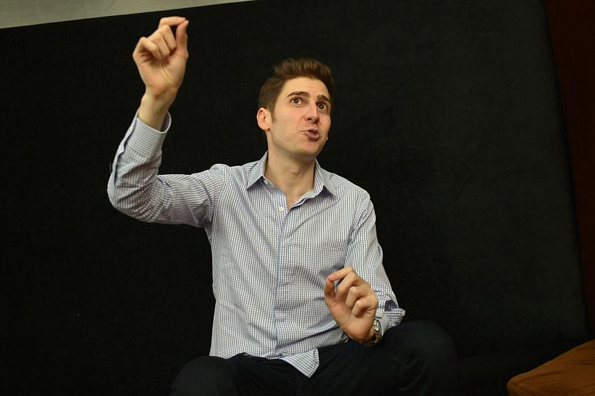 Mr Eduardo Saverin, speaking at the launch of online property search portal 99.co, said Singapore has a growing pool of experienced entrepreneurs. The Facebook co-founder has also invested in e-grocer Redmart.