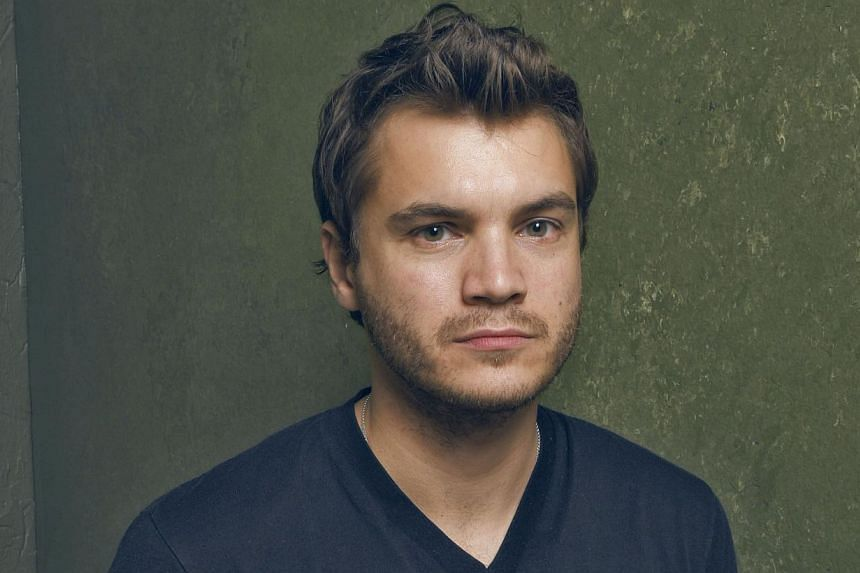 29-year-old actor Emile Hirsch, best known for starring in the film Into The Wild, allegedly put a film executive in a chokehold until she blacked out momentarily, on Jan 25, 2015. -- PHOTO: AFP