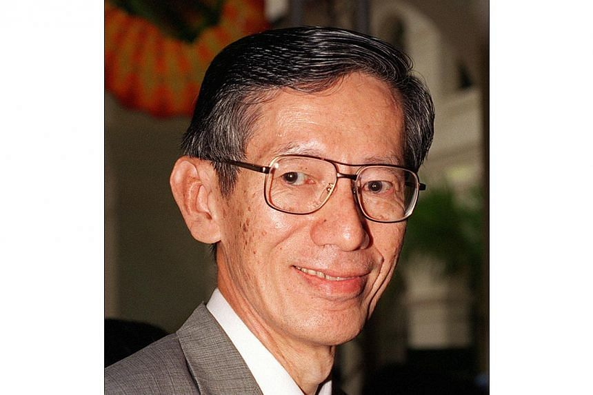 Former Member of Parliament Koh Lip Lin, who was one of Singapore's pioneers in the education field, died on Friday, aged 79. -- PHOTO: ST FILE