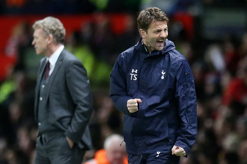 Struggling Aston Villa have appointed former Tottenham Hotspur manager Tim Sherwood as their new boss until the end of the 2018 season, the Premier League club said on Saturday. -- PHOTO: ACTION IMAGES/CARL RECINE