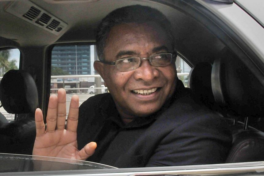Prime Minister Lee Hsien Loong has written to congratulate his new Timor Leste counterpart, Dr Rui Araujo (above), on his appointment, the Ministry of Foreign Affairs said in a statement on Monday, Feb 16, 2015. -- PHOTO: AFP
