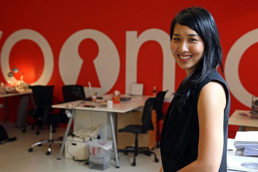 Ms Teo Jia En, co-founder of home-rental website Roomorama, has hired online freelancers since starting her business in 2009 and plans to continue. She is among a growing number of Singapore business owners who are tapping such workers to grow their