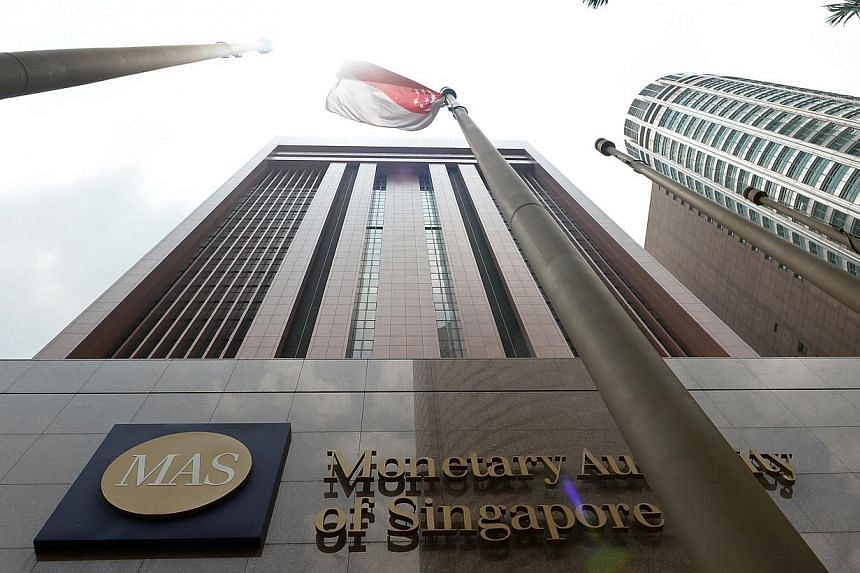 The Monetary Authority of Singapore (MAS) on Monday published a consultation paper aimed at allowing companies to access alternative sources of funding through securities-based crowdfunding (SCF). -- PHOTO: ST FILE