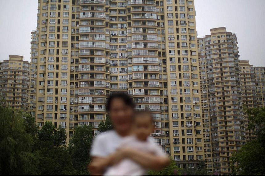 Average new home prices in China's 70 major cities fell for the ninth straight month but showed some signs of stabilising in the top cities, signalling an improvement in market sentiment after the central bank cut interest rates and lender's reserve