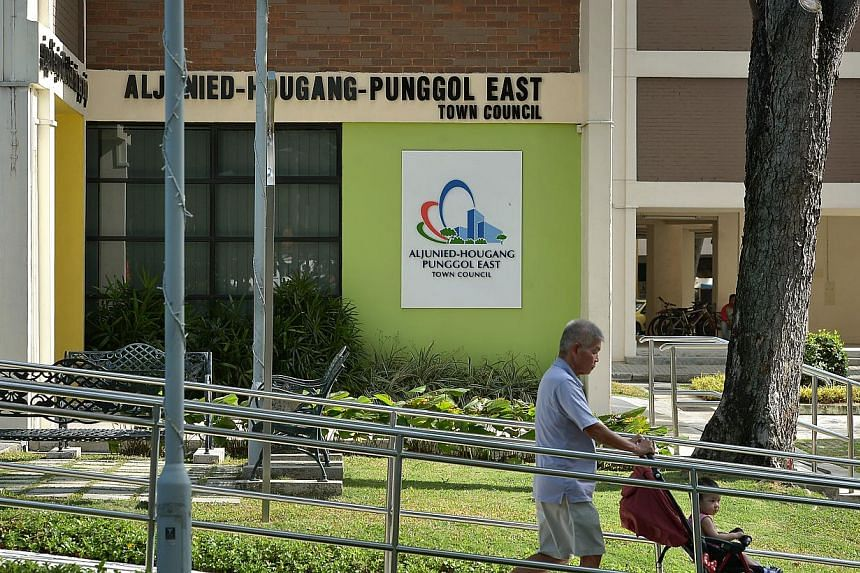 The audit findings on the many lapses of the managing agent of Aljunied-Hougang-Punggol East Town Council (above) and the way the town councillors discharged their duties are serious indictments of the town council, says the writer.