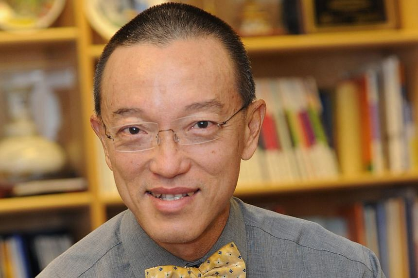 Prof Cheng, PM Lee's surgeon, is a pioneer in using robots in surgery.