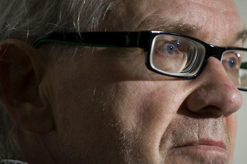 Controversial Swedish artist Lars Vilks is seen in Nyhamnslage January 3, 2012. -- PHOTO: REUTERS