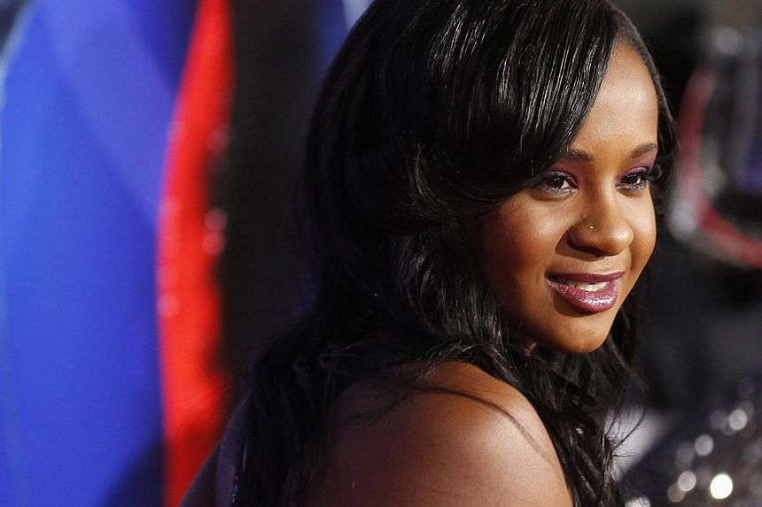 Doctors have taken Bobbi Kristina Brown (above), daughter of late singer Whitney Houston, off the ventilator that has helped her breathe since she was found unresponsive in a bathtub last month, but no decisions have been made to take her off life su