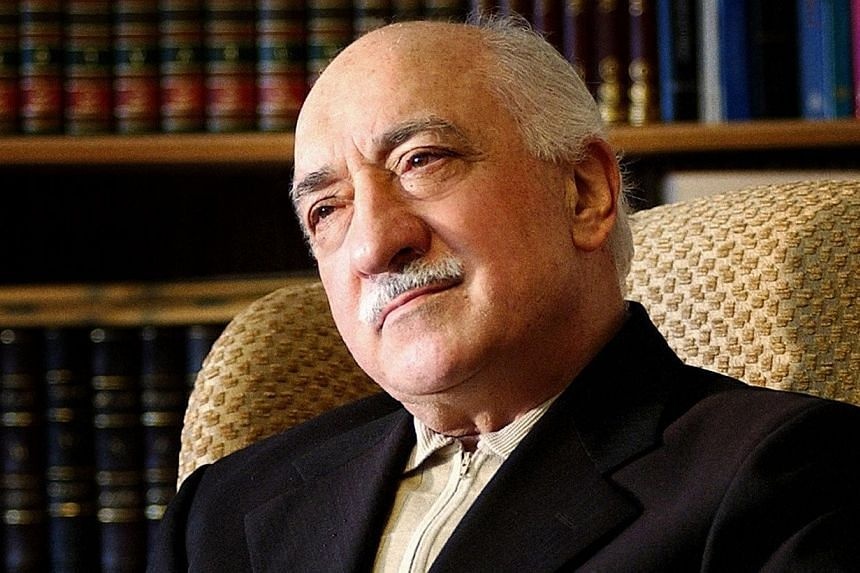 Pro-government dailies Star, Aksam and Gunes alleged on their front pages on Friday that the plot to assassinate 29-year-old Sumeyye Erdogan had been ordered by US-based preacher Fethullah Gulen (above, in a file photo), whom the President accuses of