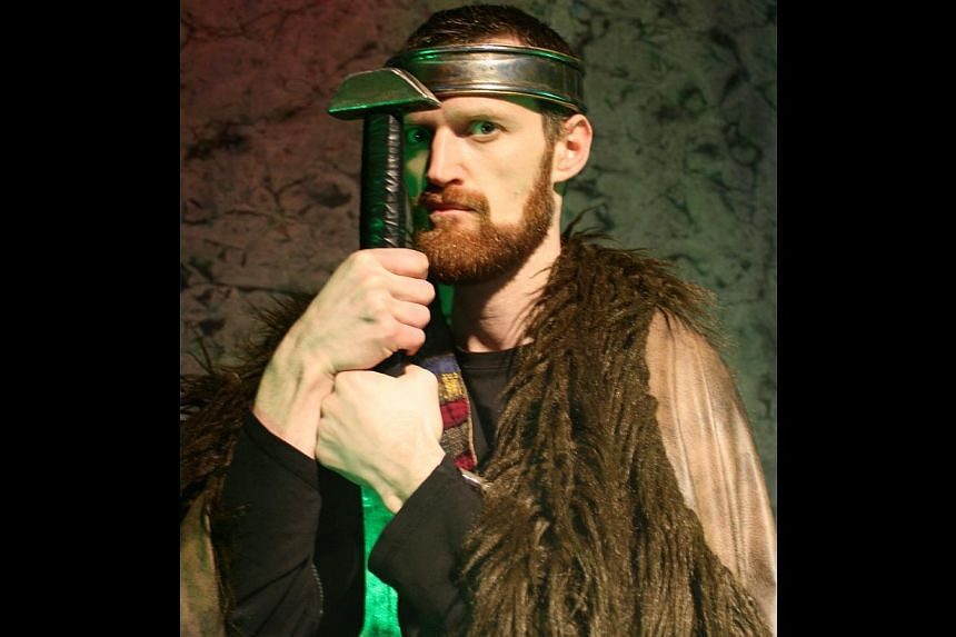 British actor Martin Christopher as Macbeth in a 2010 production. With careful examination and unhurried reflection, one can find in Shakespeare just about all of human life, says the writer.