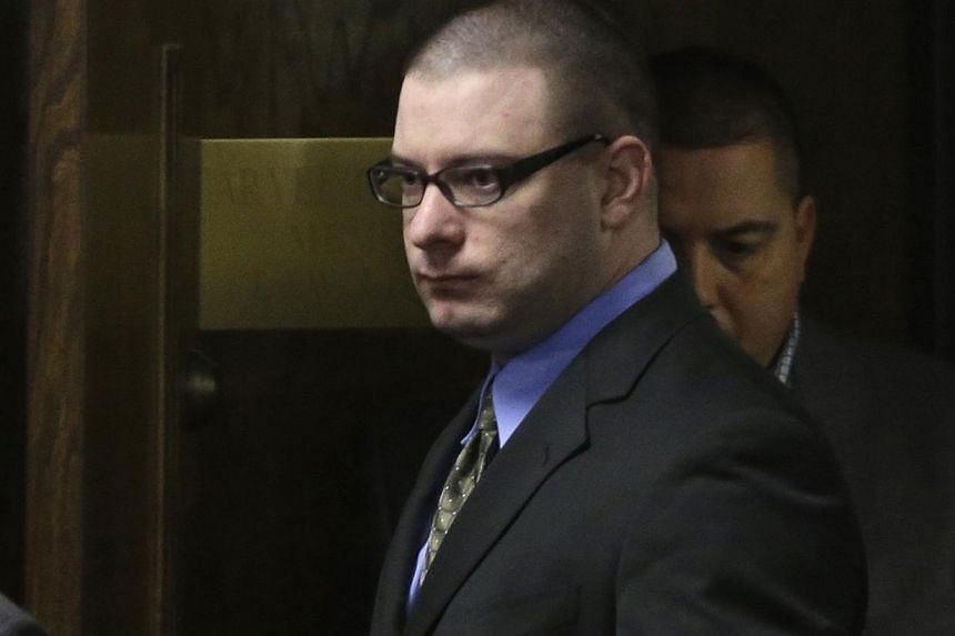 The verdict could mean a life sentence for Eddie Ray Routh (pictured) for murdering famed US sniper Chris Kyle and his friend Chad Littlefield at a Texas shooting range in February 2013. -- PHOTO: REUTERS