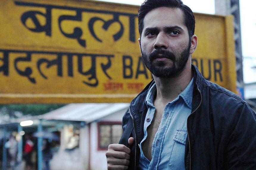 In Badlapur, Varun Dhawan plays a man whose wife and son were killed in a bank robbery. -- PHOTO: SCREENS OF BOMBAY TALKIES