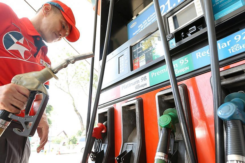 Pump prices were raised by up to 25 cents per litre for 98-octane-grade petrol and 18 cents for 95-octane a day after tariffs were raised by 20 cents a litre for premium-grade petrol and 15 cents for the 95-octane.