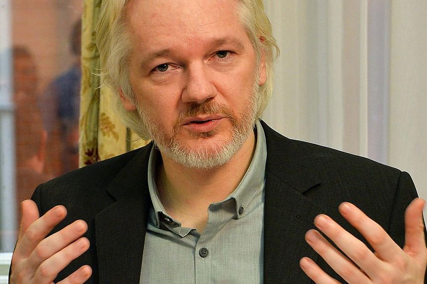 Lawyers for WikiLeaks founder Julian Assange (above) said Wednesday they filed an appeal to Sweden's Supreme Court seeking to quash the 2010 warrant for his arrest on accusations of rape and molestation. -- PHOTO: AFP