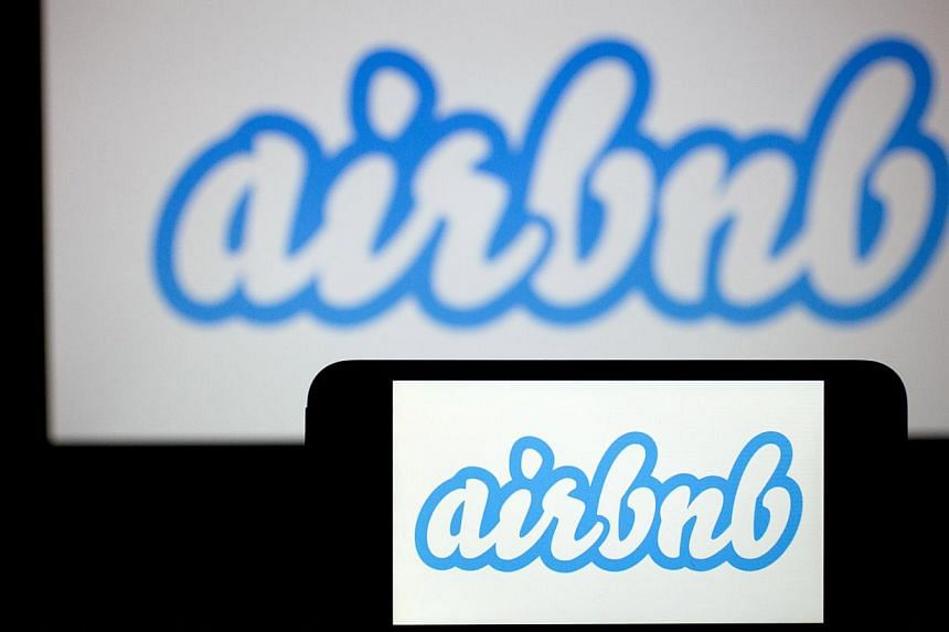 An Olympics contract would be a significant step into the mainstream for Airbnb, which allows home owners to rent their properties on a temporary basis.-- PHOTO: BLOOMBERG