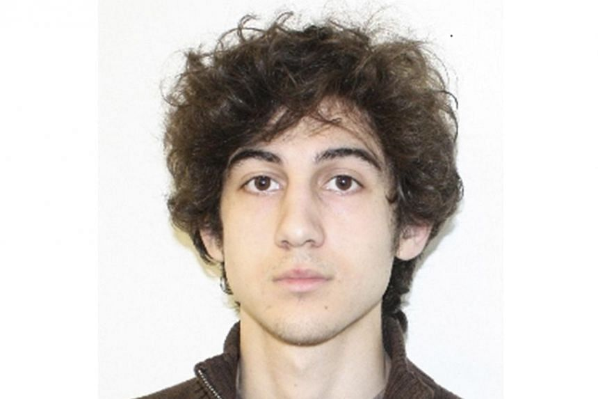 Dzhokhar Tsarnaev, 19, suspect #2 in the Boston Marathon explosion, is pictured in this undated FBI handout photo. A US court on Friday, Feb 28, 2015, denied a request by alleged Boston Marathon bomber Tsarnaev for his trial to be moved out
