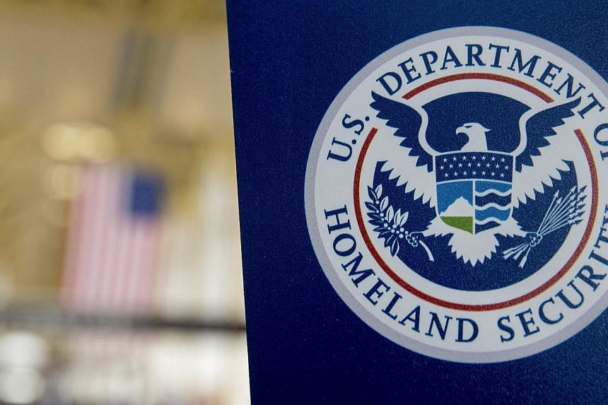 United States lawmakers avoided a Department of Homeland Security shutdown late on Friday, but funded the agency only until March 6, forcing Congress to revisit the issue next week. -- PHOTO: BLOOMBERG