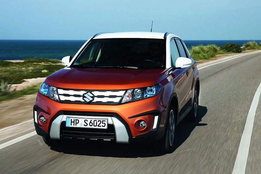The latest Vitara has anti-lock braking system, state-of-the-art radar brake support and adaptive cruise control.