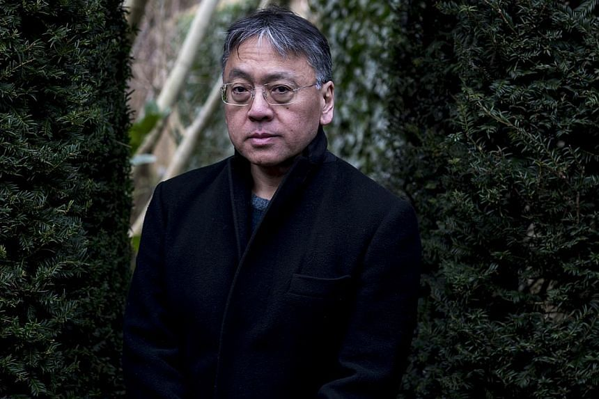 The Buried Giant by Kazuo Ishiguro comes 10 years after his last novel and six after his short story collection Nocturnes. -- PHOTO: JEFF COTTENDEN