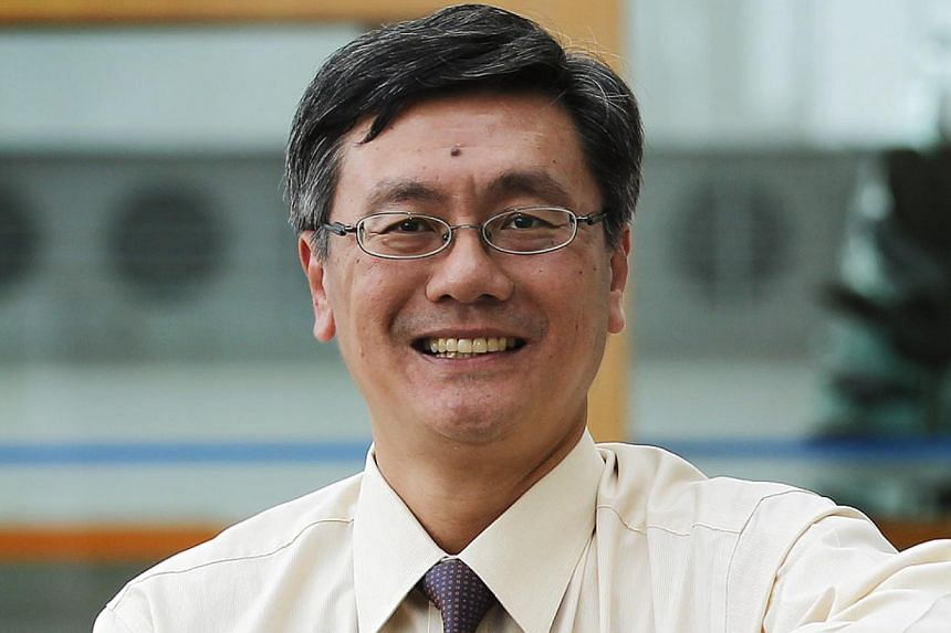 Professor Tan Eng Chye says the ability to use and interpret data is becoming a critical skill.