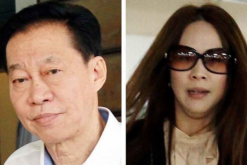 Mr Kua Tee Beng could not back his claim that he was pressured to give Madam Ye Caiyan lavish gifts, including $295,000 to help buy a condominium unit.