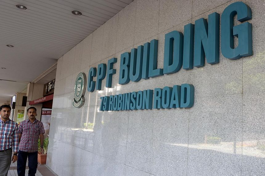 Nominated MP Chia Yong Yong on Tuesday took a stand against growing calls for greater flexibility in the withdrawal of Central Provident Fund (CPF) funds. -- ST PHOTO:DANIEL NEO
