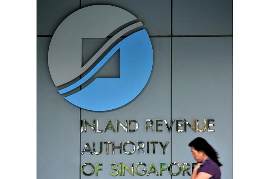 The Inland Revenue Authority of Singapore (Iras) aims to bring more convenience and benefits to taxpayers this year. -- ST PHOTO:KUA CHEE SIONG