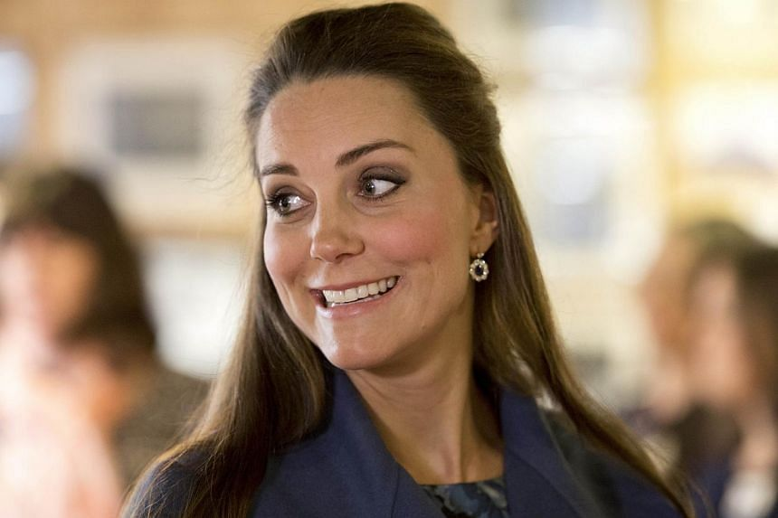 Britain's Catherine, Duchess of Cambridge. Australia's High Court on Wednesday backed a broadcasting watchdog's finding that an Australian radio station broke the law with a prank call to a British hospital taking care of the pregnant Duchess of Camb