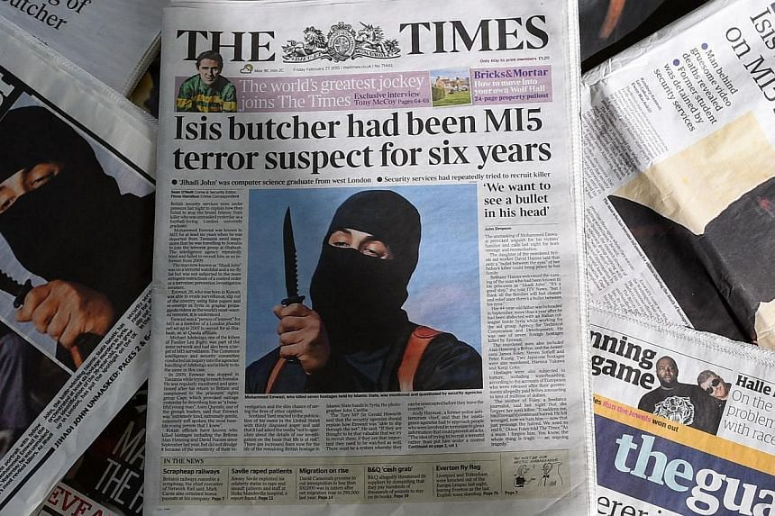 """The father of """"Jihadi John"""" said in an interview published on Wednesday, March 4, 2015, that there was no proof that his son was the Islamic State in Iraq and Syria (ISIS) executioner, adding that there were a number of """"false rumours"""" circulating. -"""